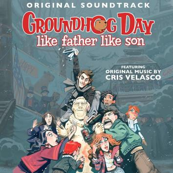 Groundhog Day: Like Father Like Son Cover Art